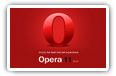 ���� ��� �������� ����� Opera web browser